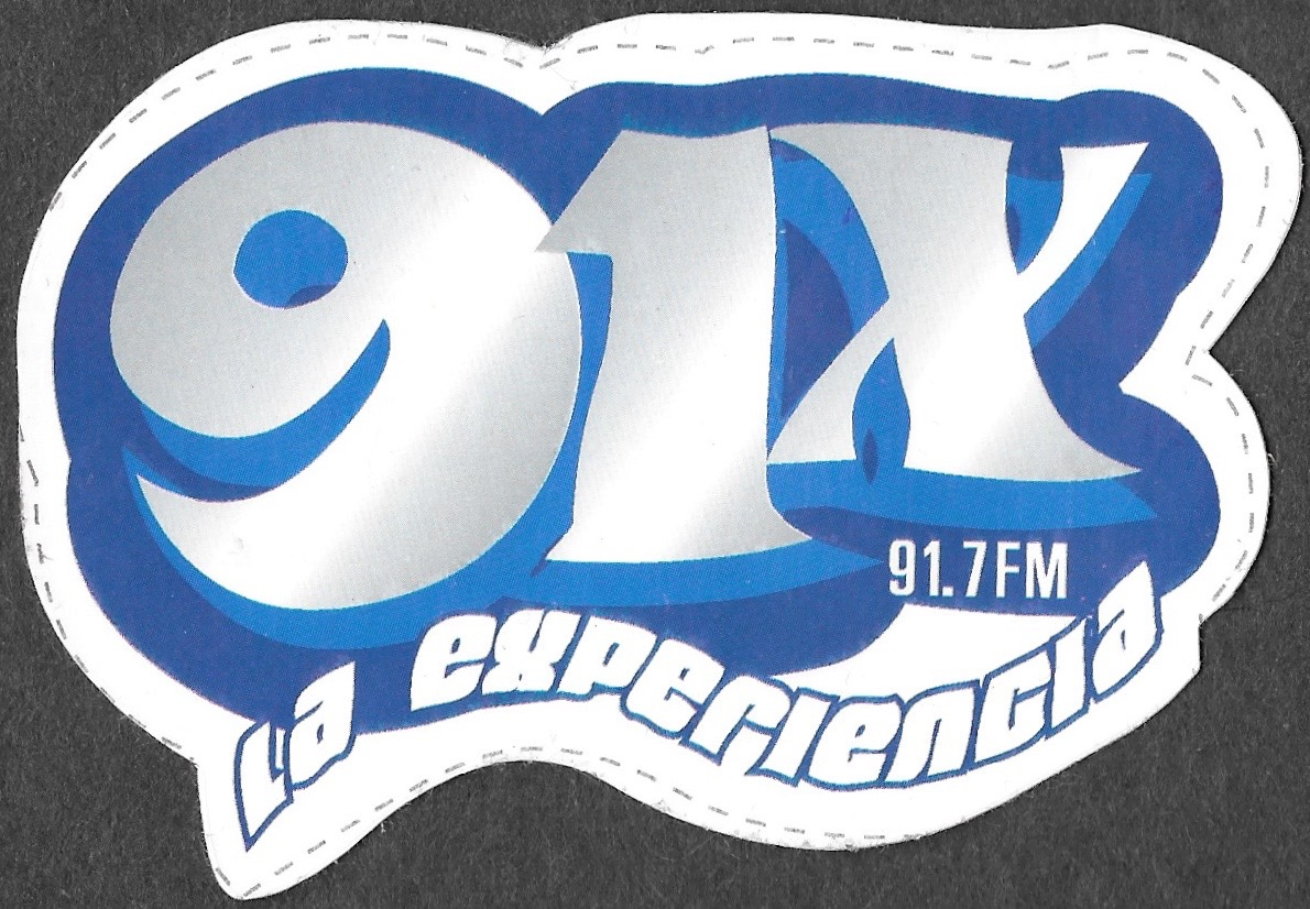91X La Experiencia Is XHXL Licensed To Monterrey Nuevo Leon Mexico They Are Now Branded As Rock FM 917