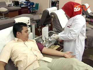 Selain Mendapat Pahala, Donor Darah Saat Puasa Juga Menyehatkan