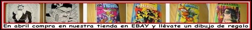 originales y comics en EBAY