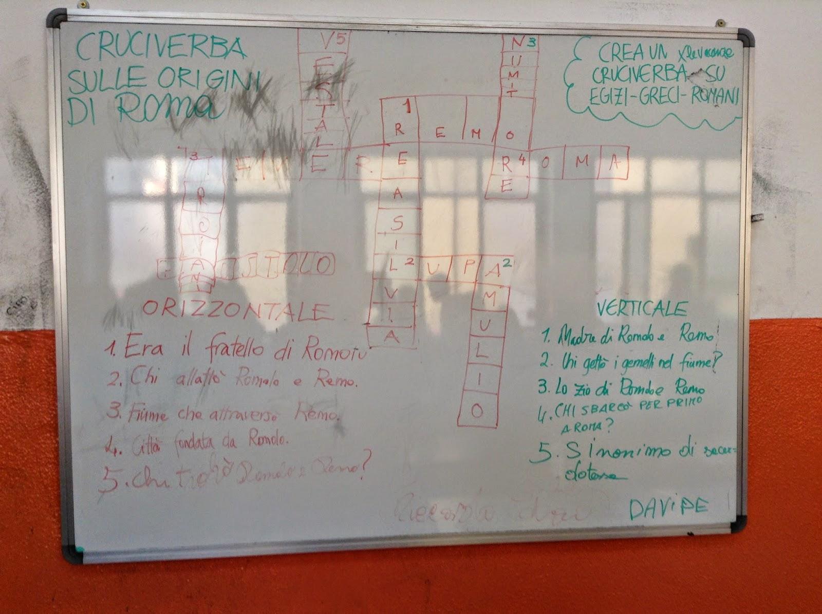 Diario di scuola crea il tuo cruciverba 1d for Crea il tuo progetto di casa