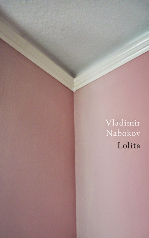 Re-imagining the cover of Nabakov's Lolita - Nest of Pearls