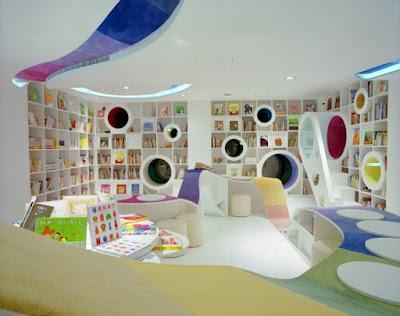 Republic Kids Pequim - Library