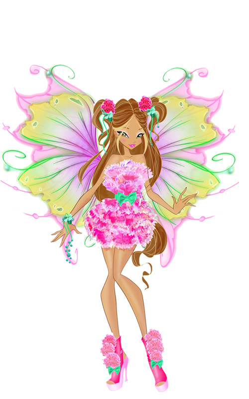 winx club fairies winx mythix pictures