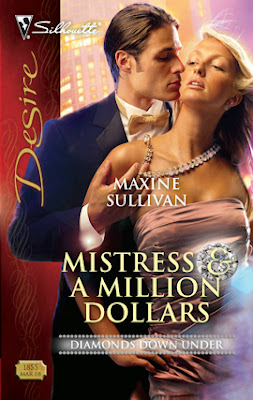Mistress & a million dollars  book cover