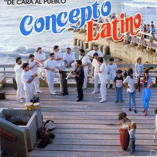 concepto latino cara pueblo