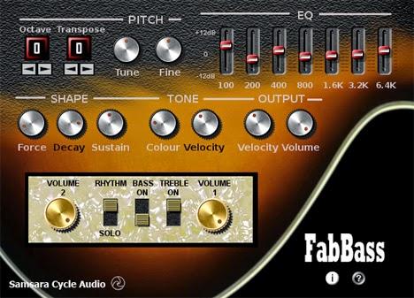 FabBass - Um Excelente Plugin de Baixo Grátis