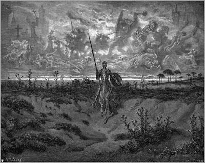 Don Quijote (por Gustave Doré)