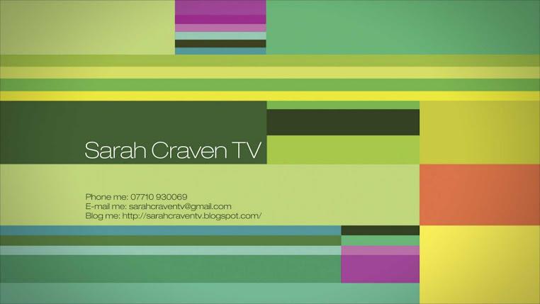 Sarah Craven TV Producer