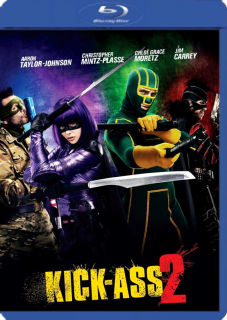 Kick-Ass 2: Con un par BRrip Latino 2013