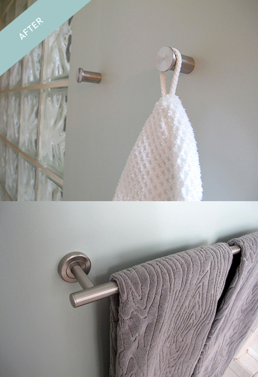 Tree Branch Towel Bar