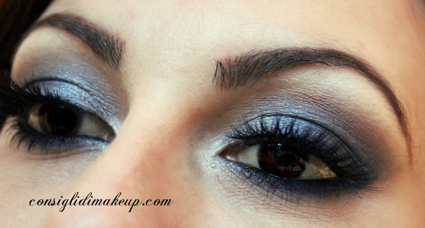 MOTD: Trucco Occhi Marroni con The Parisienne Palette di Marc Jacobs