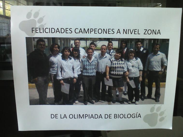 Olimpiada de Biología
