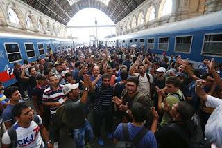 crisis humanitaria en europa
