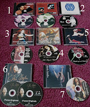 Gloria Estefan cds