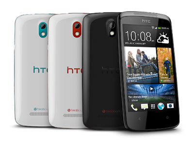 HTC DESIRE 500 FULL SMARTPHONE SPECIFICATIONS ANNOUNCED