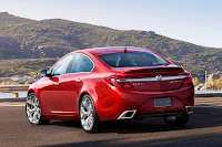 Buick Regal GS (2014) Rear Side