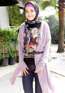 Koleksi Hijab Modern by Dewi Sandra