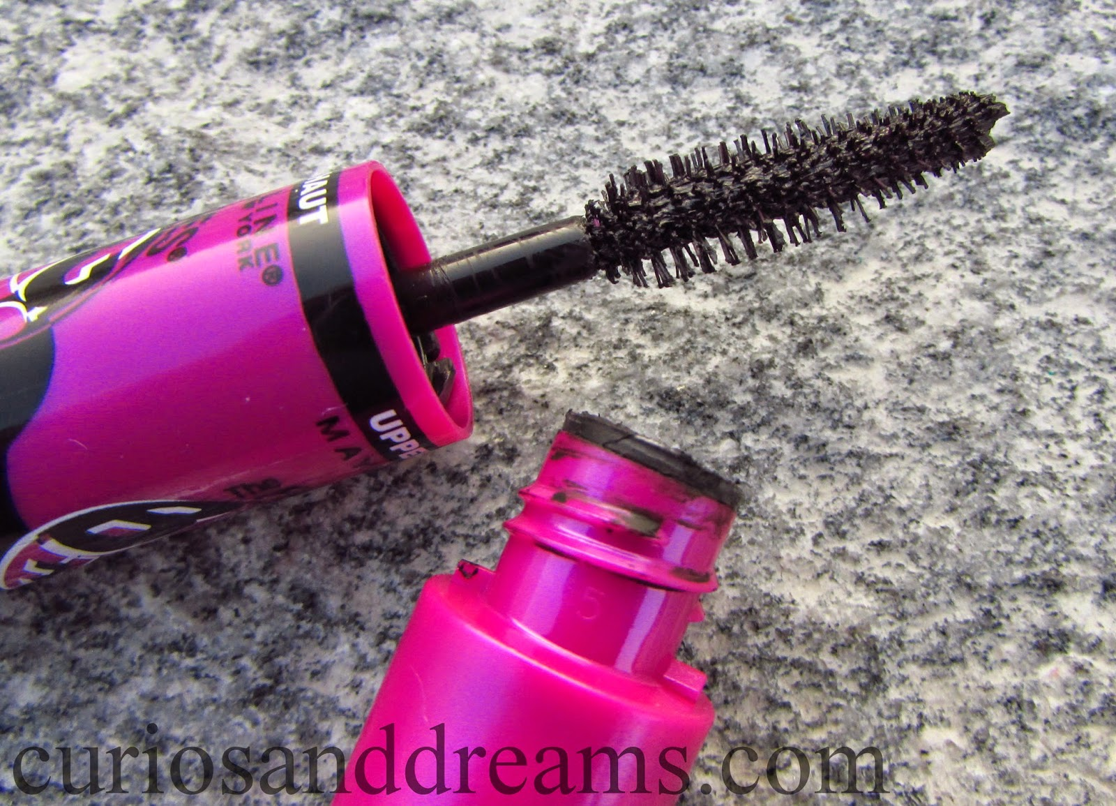 Maybelline The Falsies Big Eyes Mascara, Maybelline The Falsies Big Eyes Mascara review, The Falsies Big Eyes Mascara review