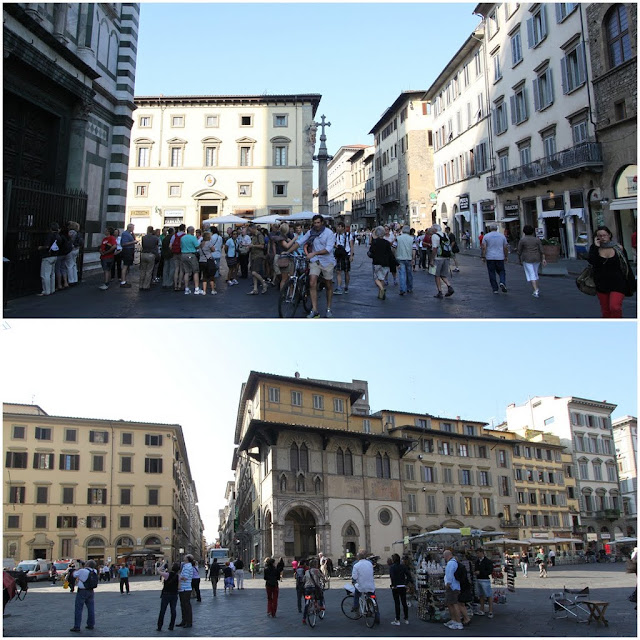 Piazza del Duomo is located near to Ponte Vecchio, Piazza della Signoria and Uffizi Gallery in Florence, Italy