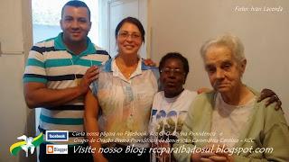 Encontro Histórico das 4 coordenações da RCC Valença