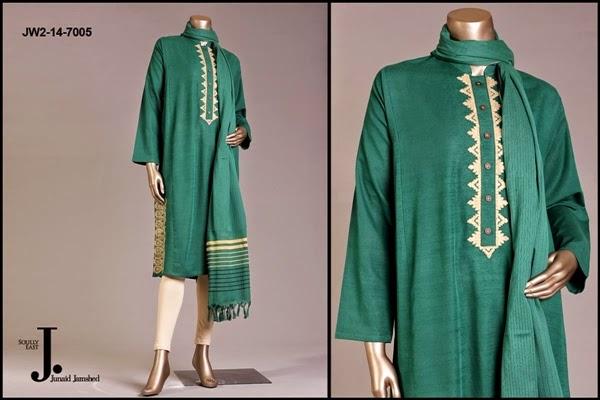 Junaid Jamshed Pret Wear 2015-16