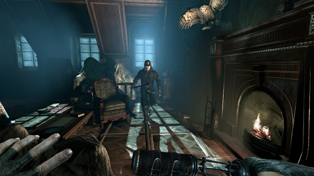 Thief PC Game Download Photo