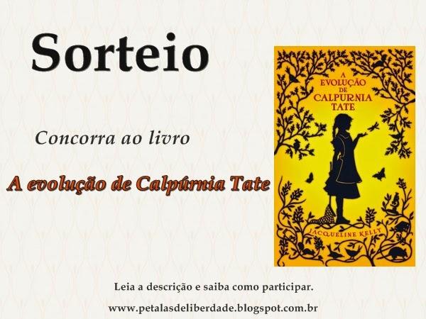 Sorteio, livro, A evolução de Calpúrnia Tate