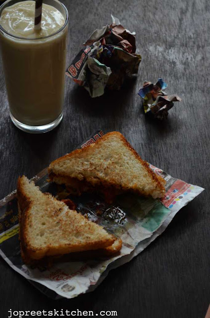 Bakery Style Sandwich