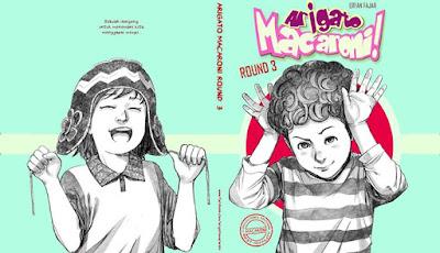 Arigato Macaroni cover