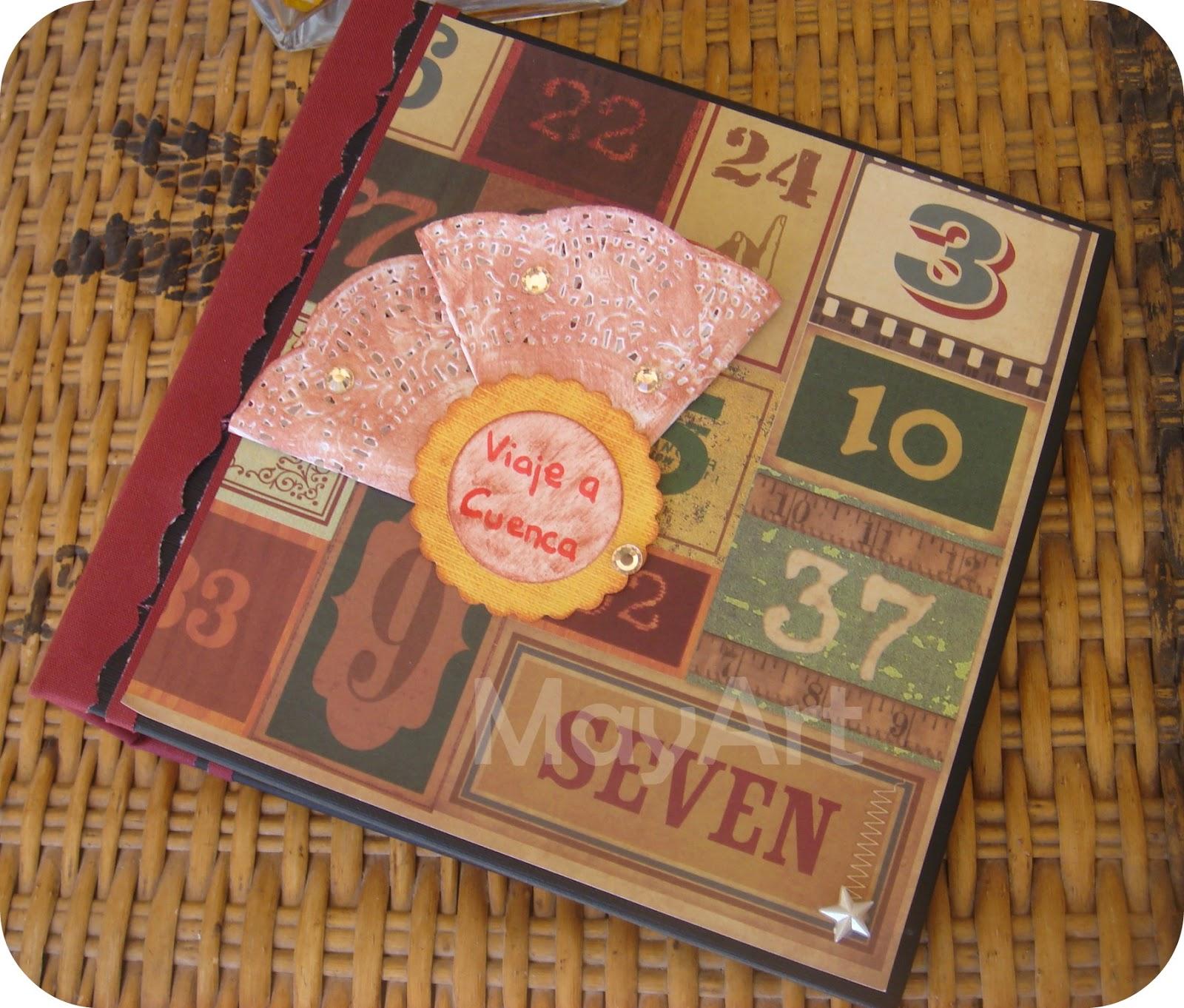 Mayart lbum casero - Como hacer un album casero ...