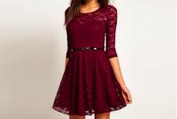 Φόρεμα από δαντέλα