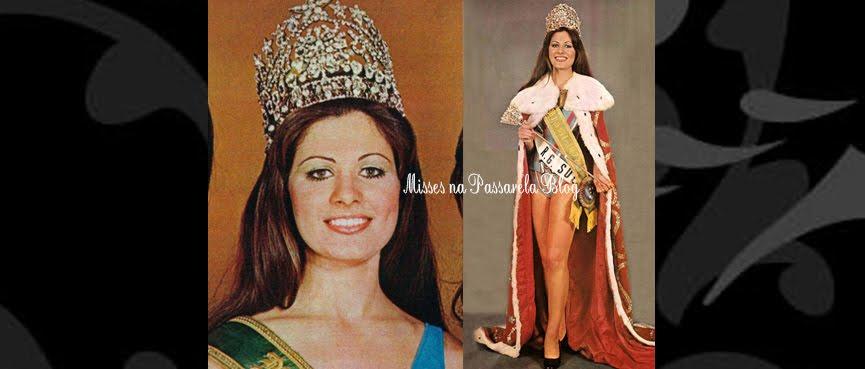 MISS BRASIL 1972