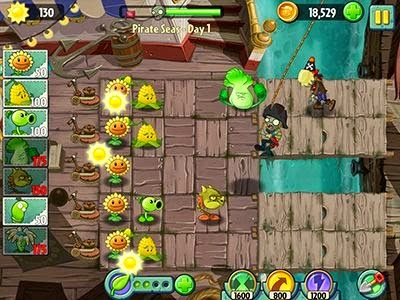 Plants Vs Zombies 2-Android Games Free Download with Cache