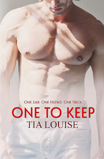 One To Keep by Tia Louise Cover Reveal