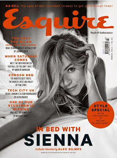 Sienna Miller Esquire UK Magazine Photoshoot March 2014 HQ Pictures