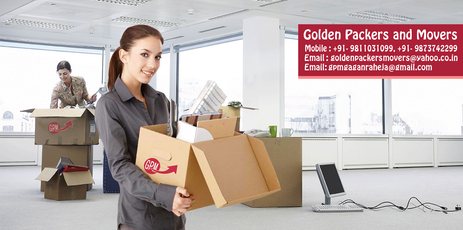 Golden Packers And Movers