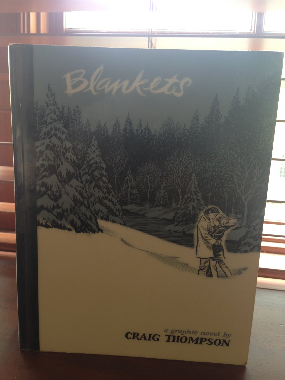 Blankets -- Craig Thompson
