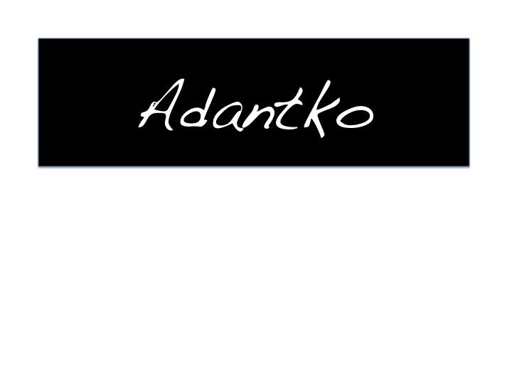 Adantko