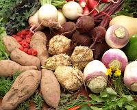 الاكلات الممنوعة للحامل - الاطعمة الممنوعة للحامل (الخضروات الجذرية)