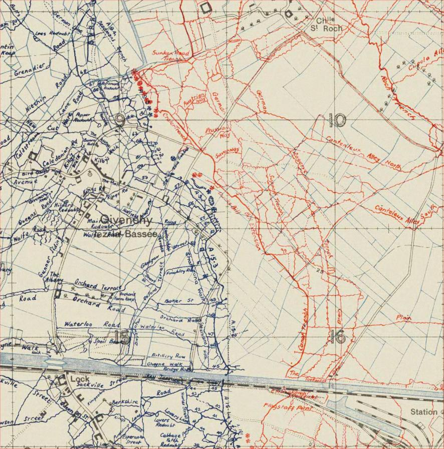 Diagram Of Trench System Wwi | Printable Wiring Diagram Schematic ...