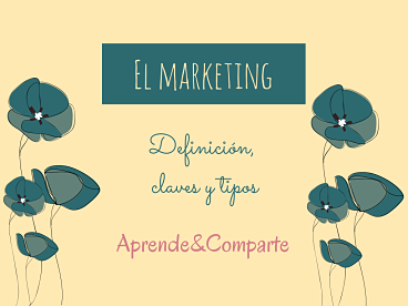 claves-tipologia-evolucion-marketing