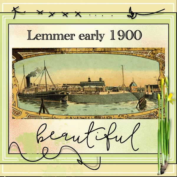 March 2018 - Early 1900 Lemmer
