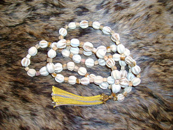 54 Bead Knotted Natural Mala