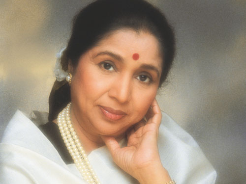 Rama Drama: Aasha Bhosle: The Essence of Star Power