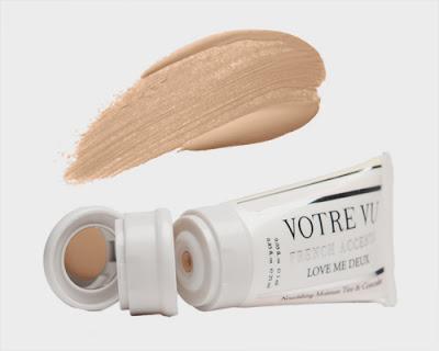 Votre Vu, Votre Vu Love Me Deux Moisture Tint & Concealer, concealer, makeup, face makeup, tinted moisturizer, skin, skincare, skin care