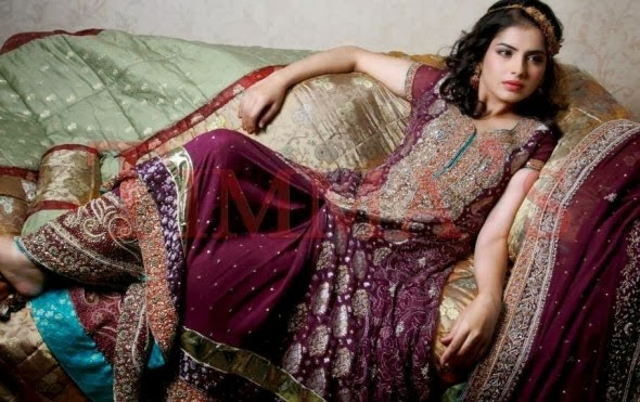 Fatima Irfan New Formal Wear Winter Dresses Collection 2014 For Women And Girls By Timma's