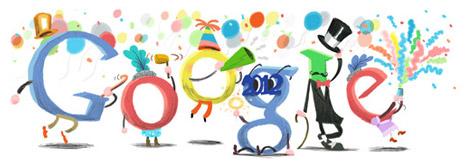 2012 google yilbasi logosu