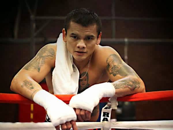 FIGHTERS DELUXE: MARCOS MAIDANA