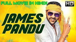 James Pandu (2019) Hindi Dubbed 720p WEBRip x264 1.2GB