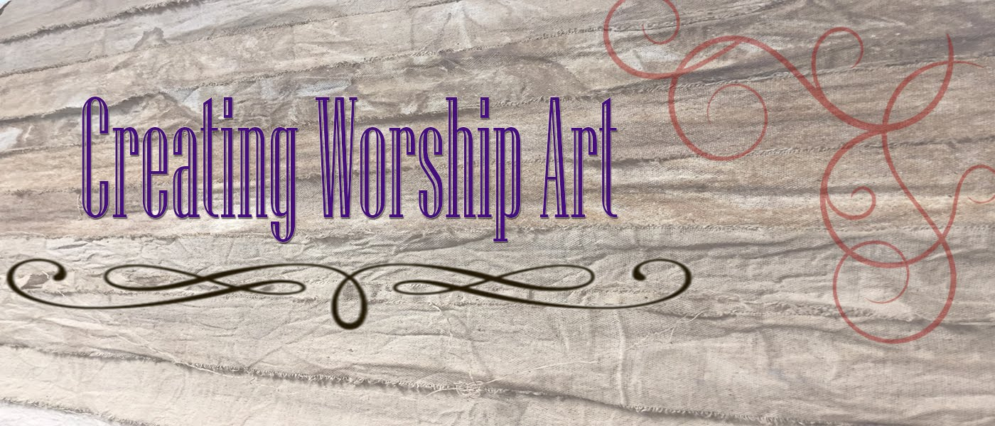 Creating Worship Art